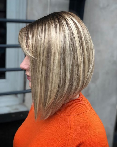 21 Inverted Bob with Bangs You'll Regret Not Seeing