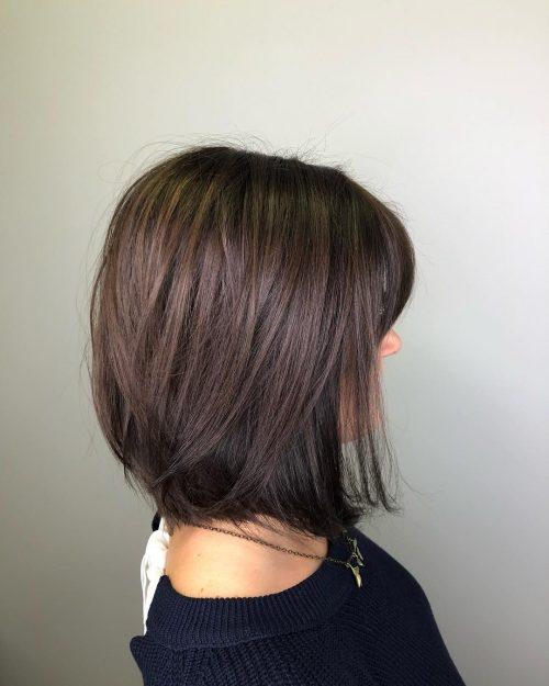 12 Head-Turning Long Inverted Bob Haircuts