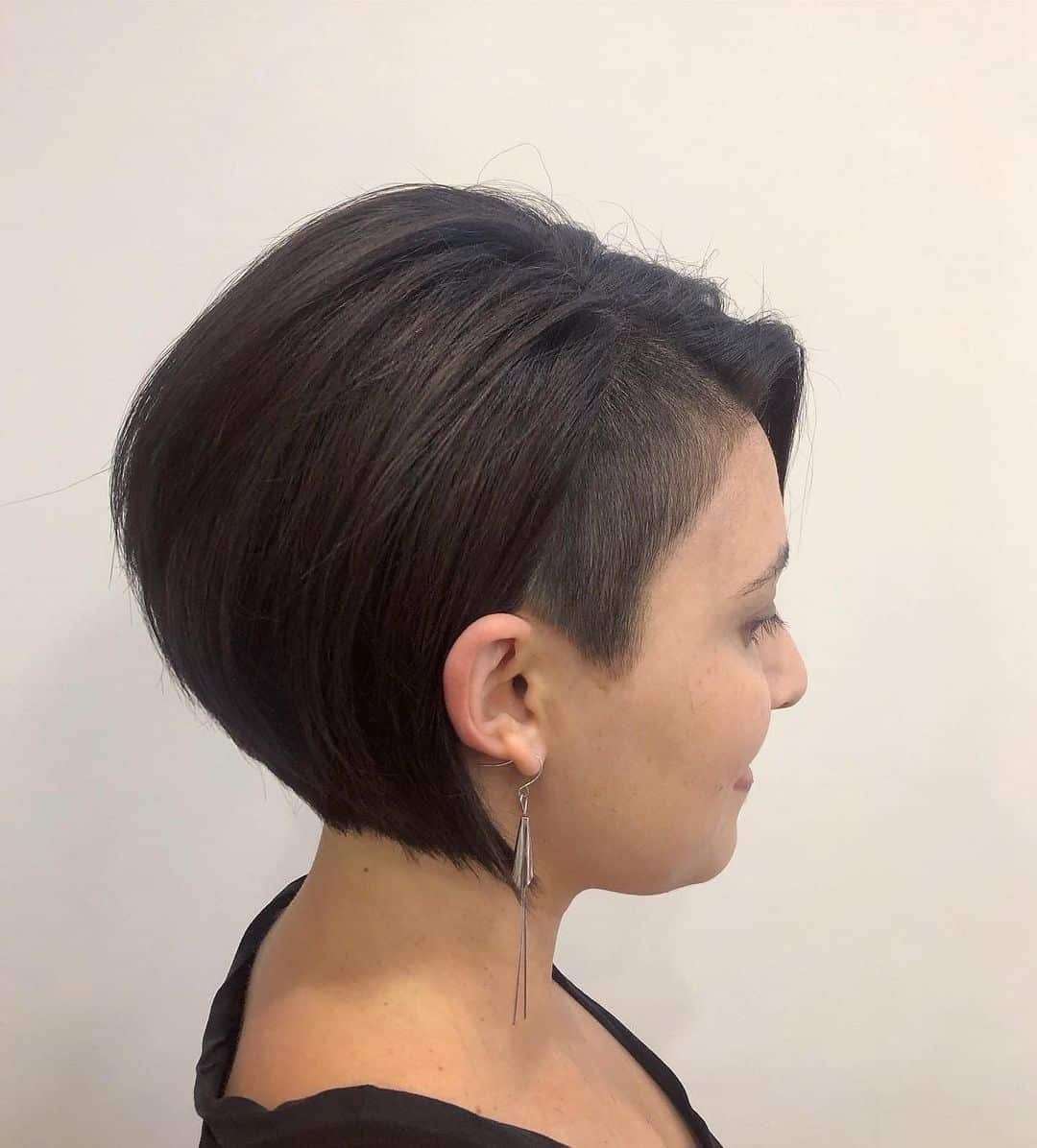 29 Perfect Short Undercut Bob Haircuts for Ladies with Thick Hair