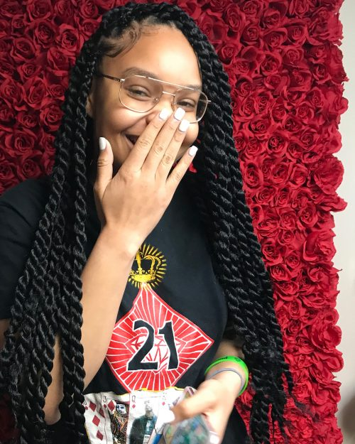 24 Senegalese Twist Styles to Try Right Now
