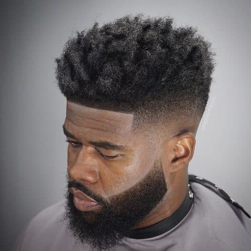 The 12 Best High Top Fade Haircuts You'll See