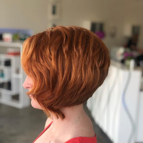 19 Hottest Asymmetrical Bob Haircuts You'll See Right Now