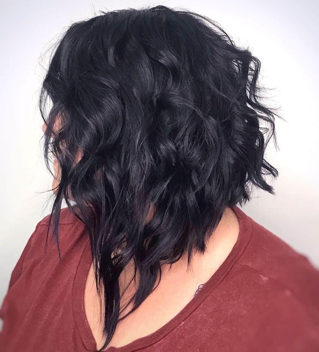 15 Beautiful Layered Inverted Bob Haircut Ideas