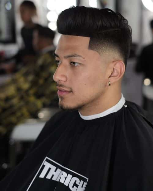 The Line Up Haircut: 17 Awesome Examples