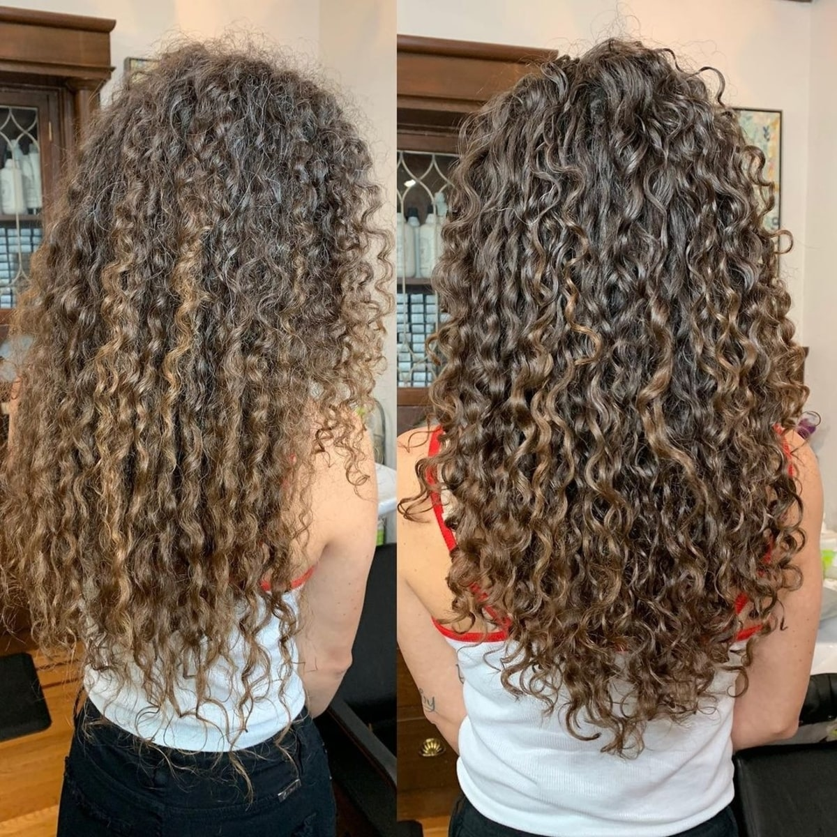 Top 15 Layered Curly Hair Ideas