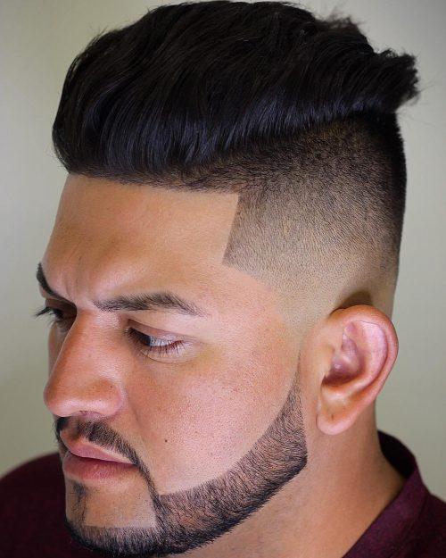 The 15 Coolest Undercut Fade Haircuts