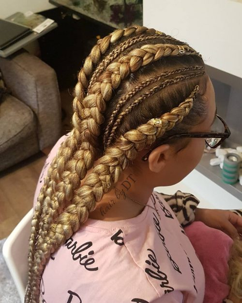 These 18 Jumbo Box Braids Are Just Incredible