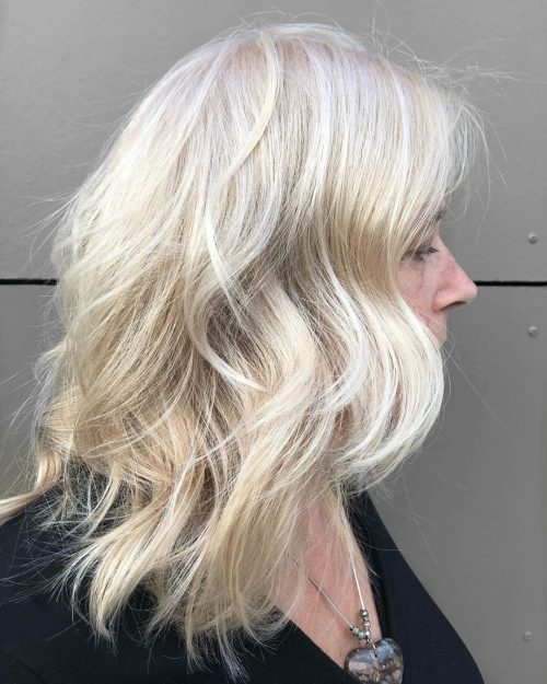 15 Cutest Long Hairstyles for Women Over 50