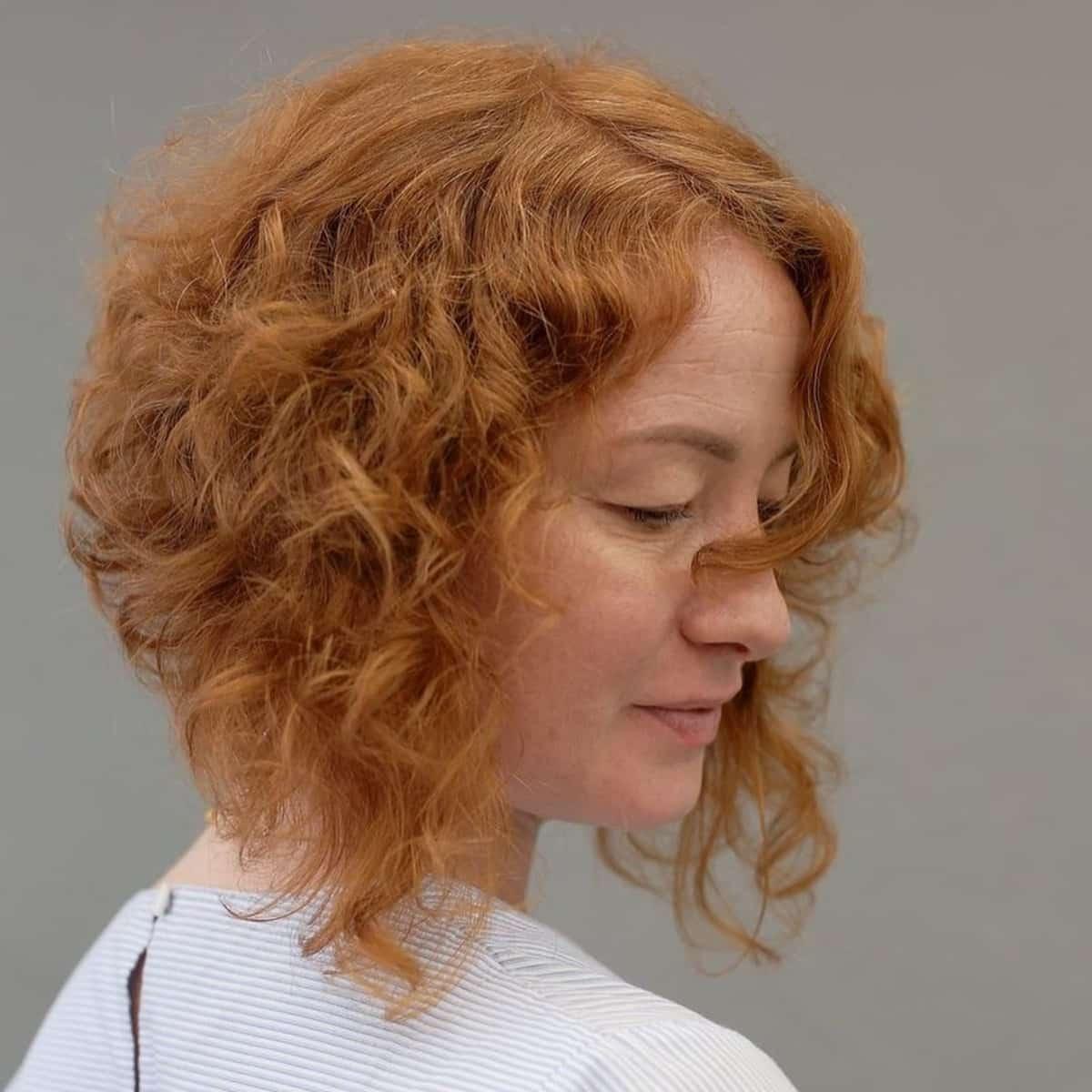 30 Sleek and Stylish Long Stacked Bob Haircuts