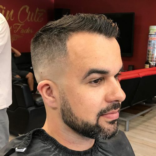 20 Trendy Bald Fade Haircuts for Men Right Now