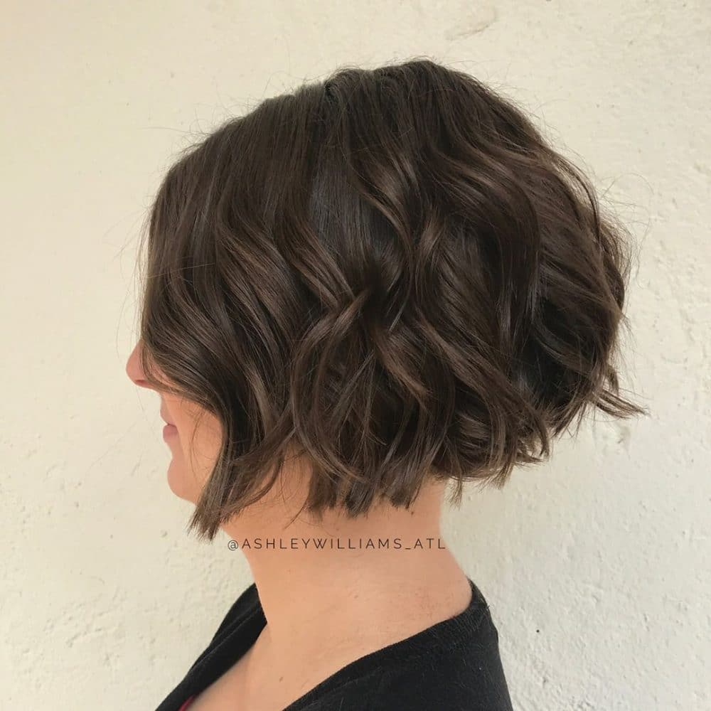 25 Hottest Short Wavy Hairstyles Ever!