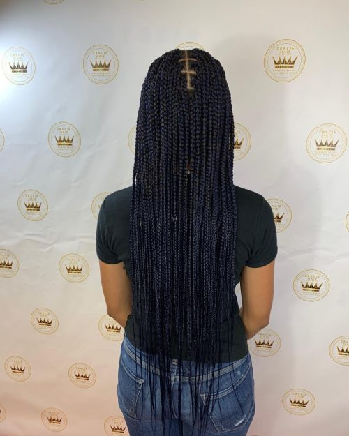 14 Hottest Micro Braids to Consider Right Now