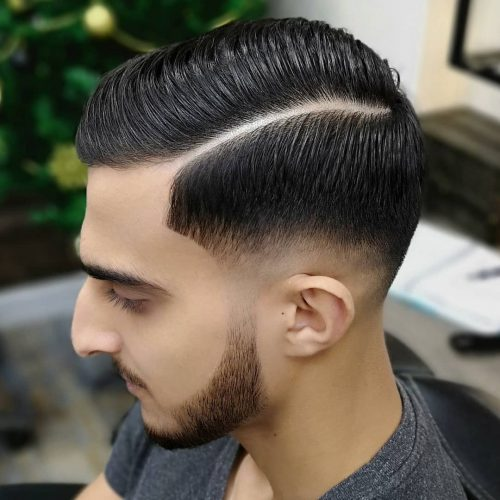 15 Modern Comb Over Haircuts for Men