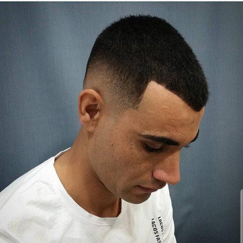 21 Slickest Skin Fade aka Bald Fade Haircuts for Guys
