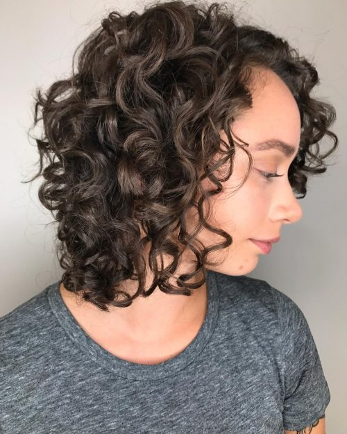 30 Curly Bob Hairstyles That Rock This Year