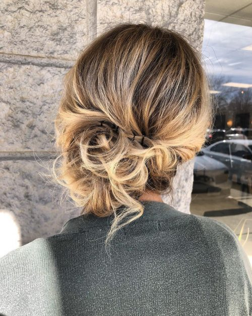 20 Simple Updos That Are Still Breathtaking