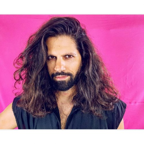 29 Sexiest Long Hairstyles for Men