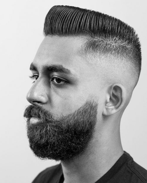 14 Coolest Men's Flat Top Haircuts and How to Get It
