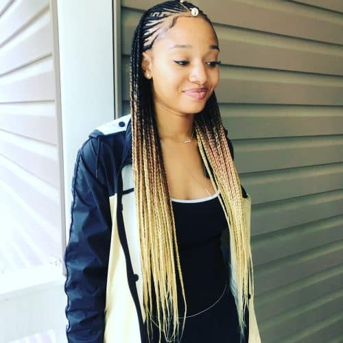 12 Hottest Fulani Braids to Copy Right Now