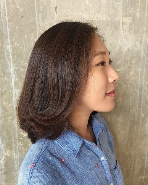 13 of the Best Medium Long Haircuts to Try This Year