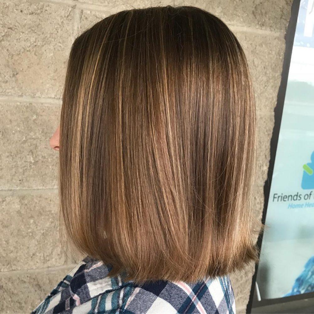 38 Sweetest Caramel Highlights on Light and Dark Brown Hair