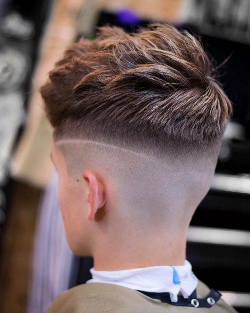 46 Best Men's Fade Haircut Ideas