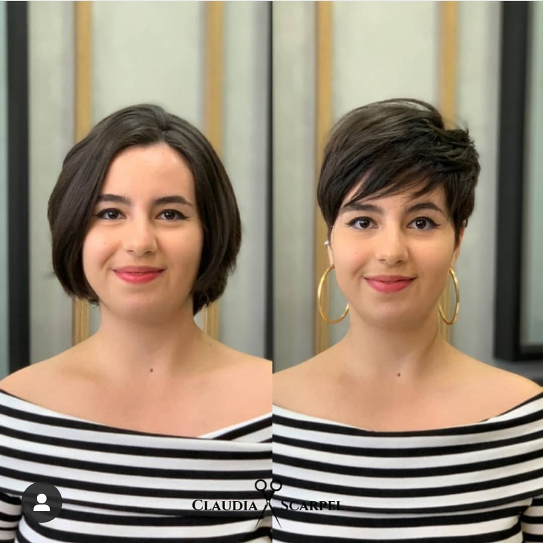 21 Cute Ways to Have a Pixie Cut with Bangs