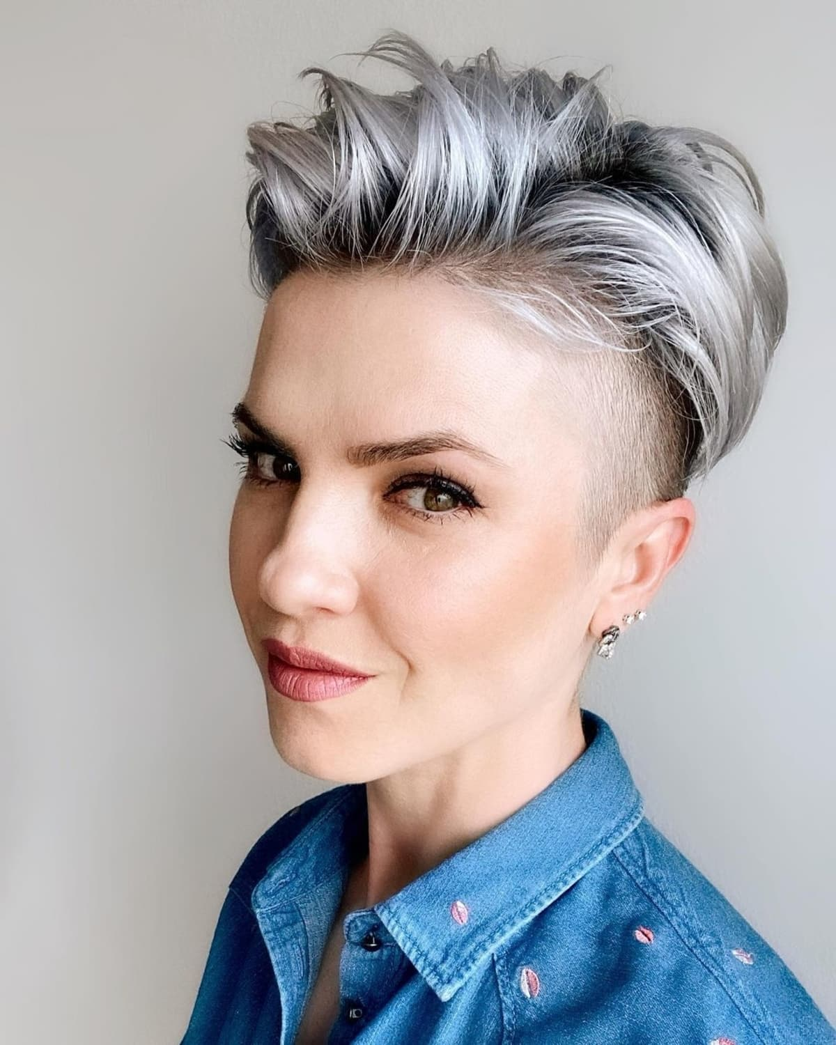 The 21 Best Pixie Cuts for Thick Hair