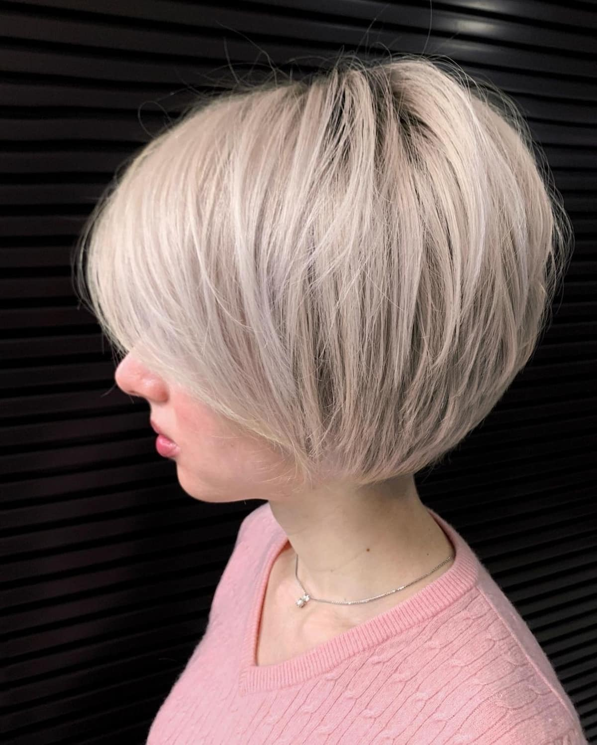 17 Stacked Inverted Bob Haircuts for Stylish, Edgy Girls