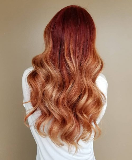 27 Stunning Bright Red Hair Colors to Get You Inspired