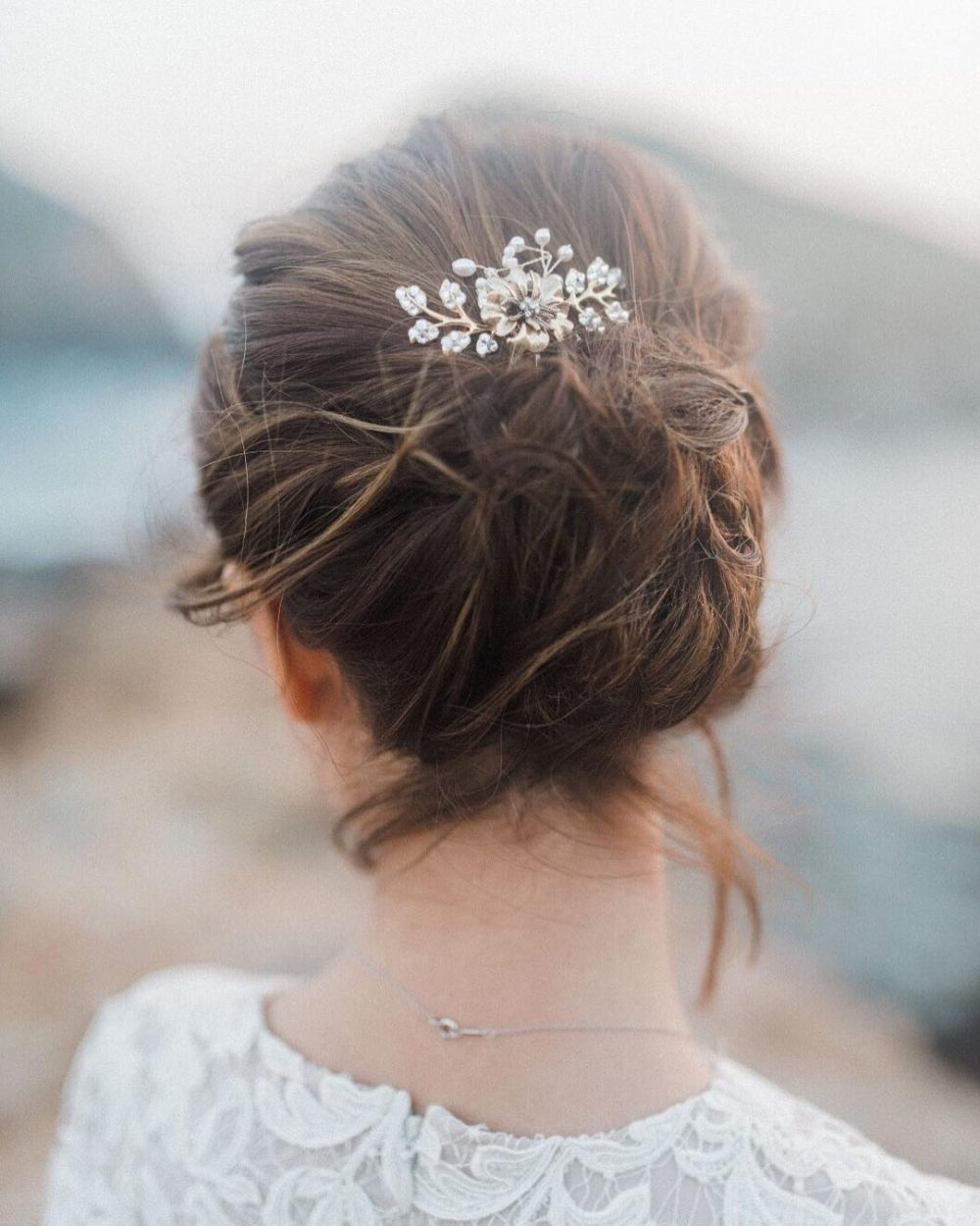 Our 28 Favorite Wedding Hairstyles for Short Hair