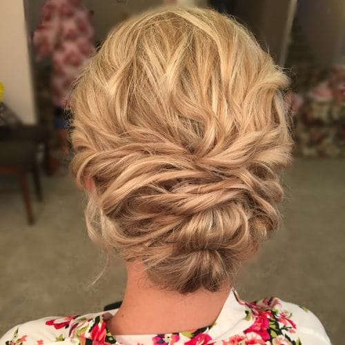 The 25 Most Beautiful Updos for Medium Length Hair