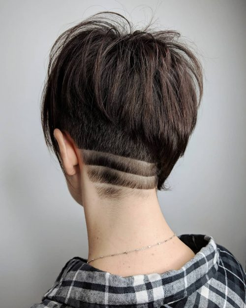 19 Chic Asymmetrical Short Hair Ideas You'll Love