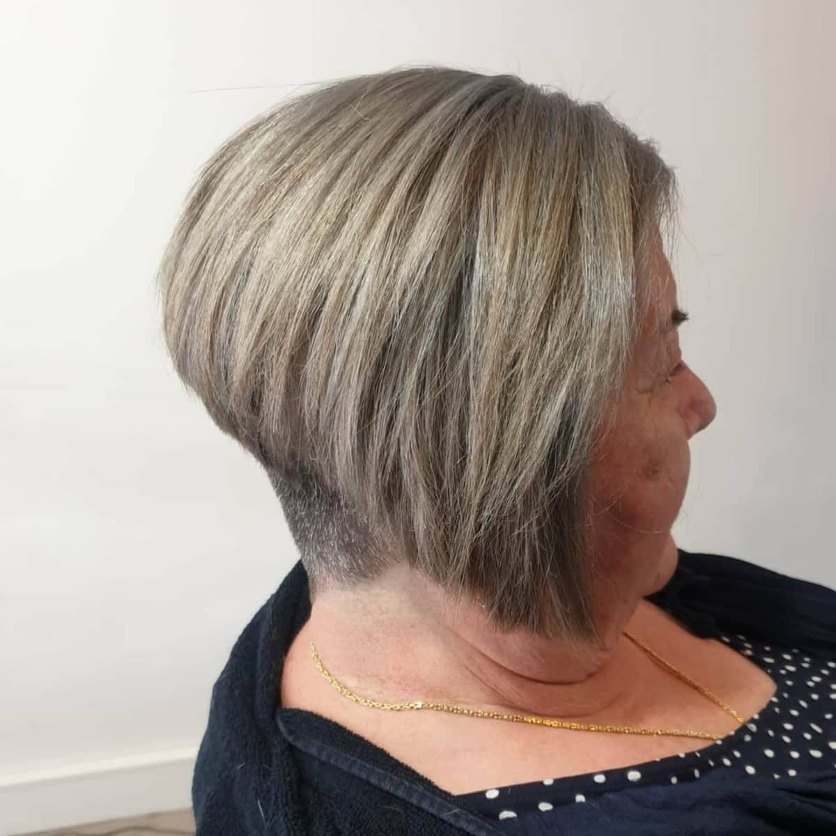 20 Volumizing Short Haircuts for Women Over 60 with Fine Hair