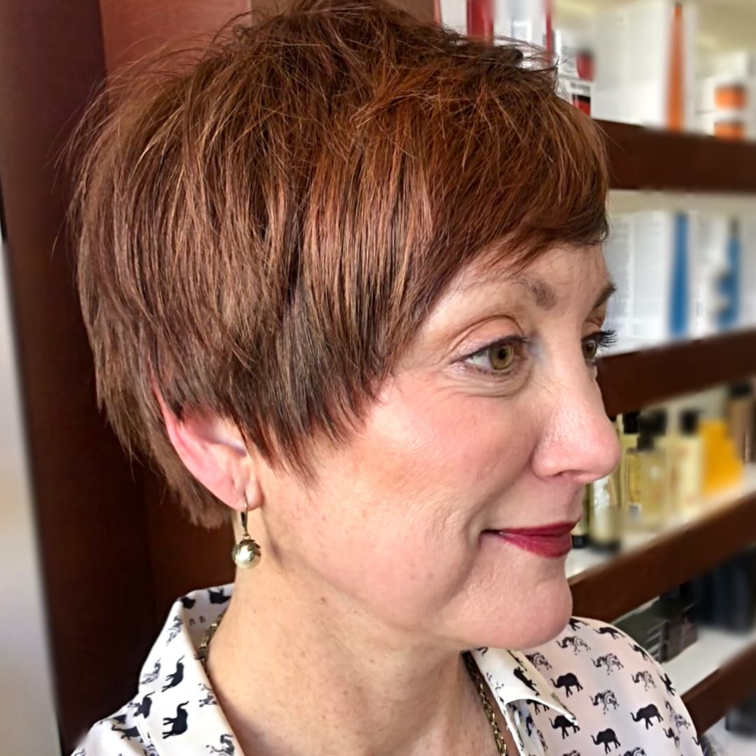 19 Trendsetting Short Brown Hair Colors to Consider