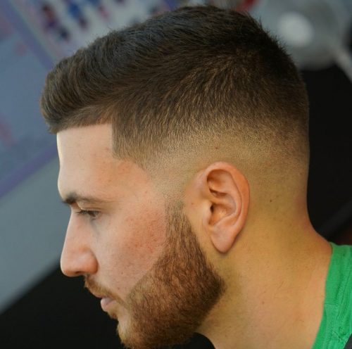 15 Awesome Low Bald Fade Haircuts for Men