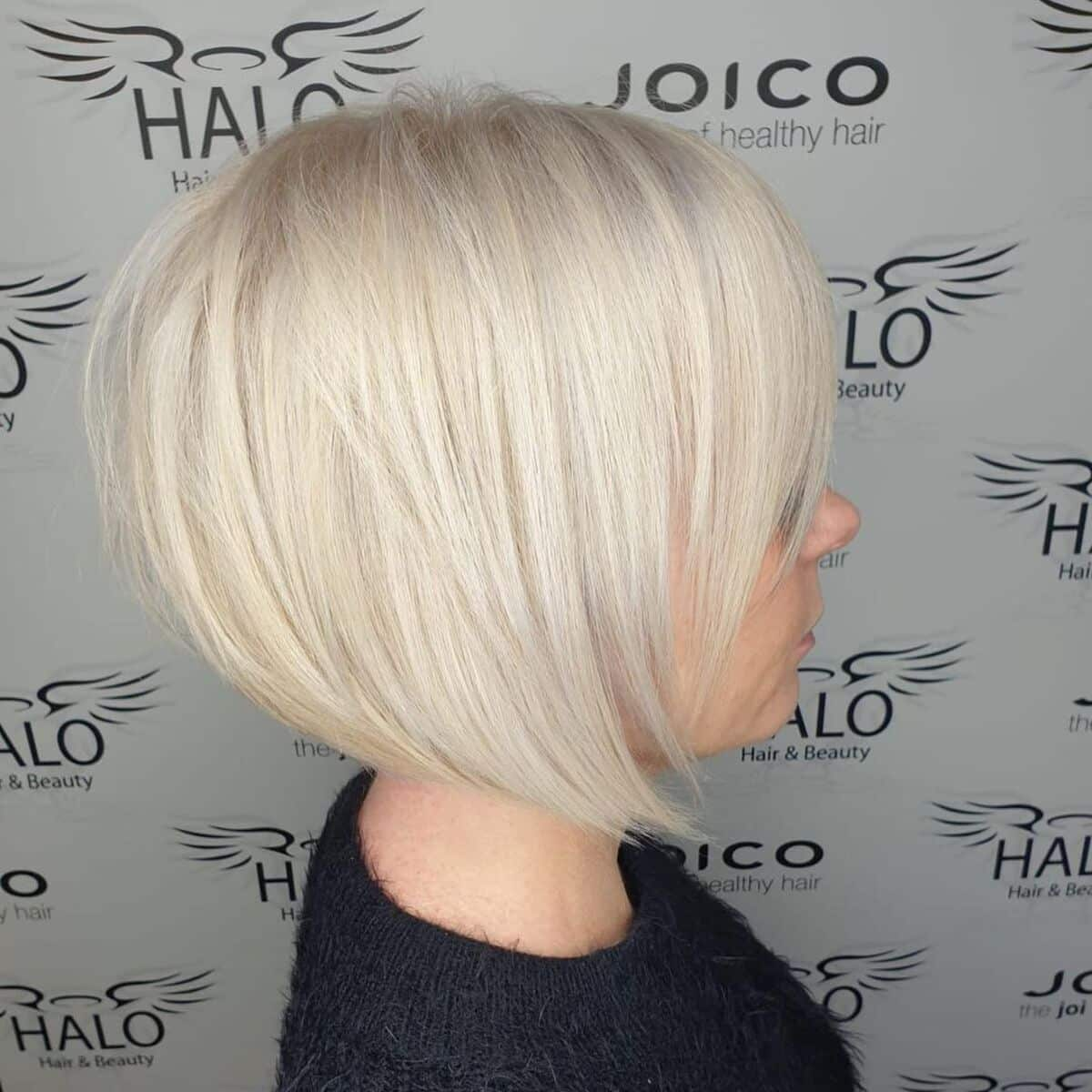 21 Hottest Short, Graduated Bob Haircuts for On-Trend Women