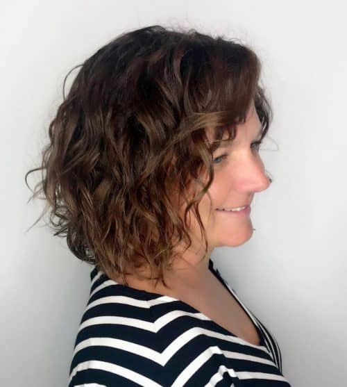 22 Fantastic Curly Perms for Short Hair