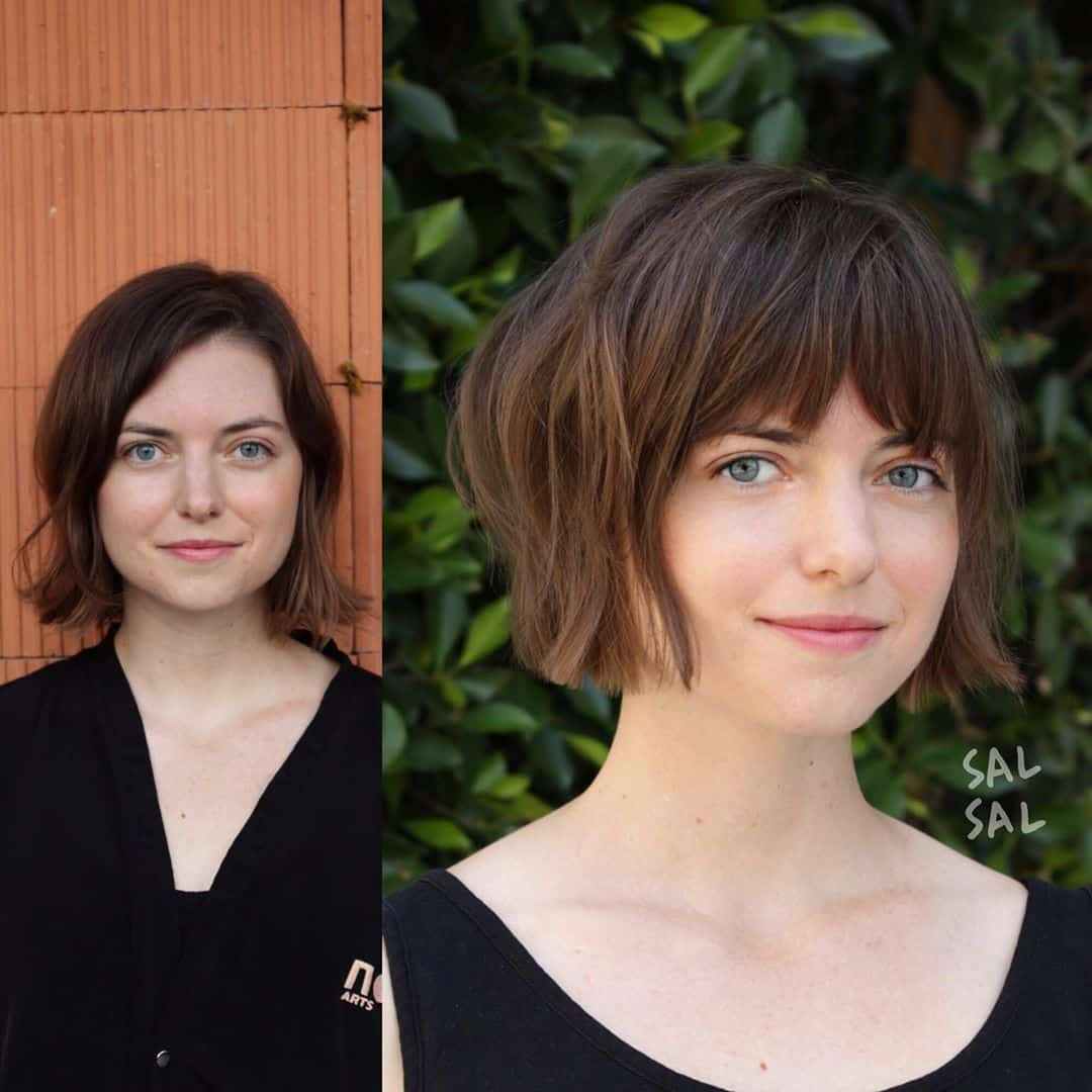 19 Cutest Short Haircuts for Girls Right Now