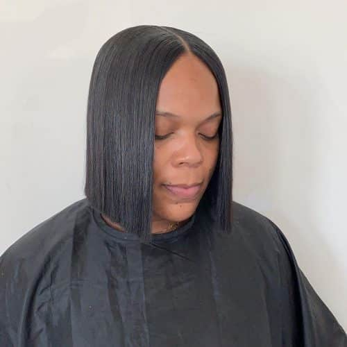 15 Hottest Short Bob Hairstyles For Black Women