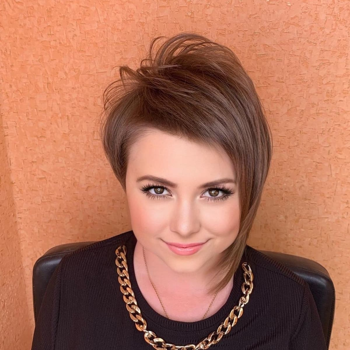These 23 Short Shaggy Bob Haircuts Are The On-Trend Look Right Now