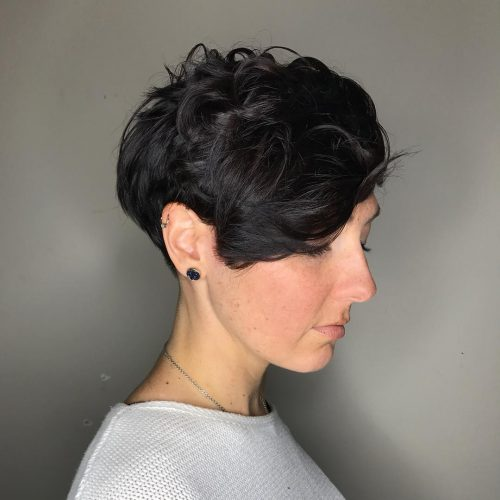 The 15 Most Flattering Short Hairstyles for Thick Hair
