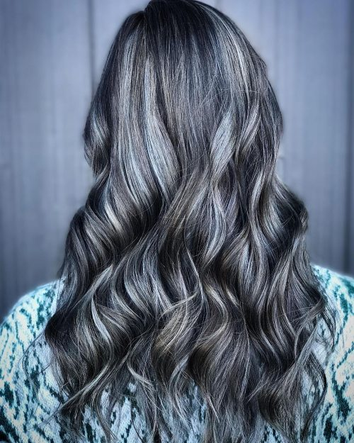 38 Incredible Silver Hair Color Ideas To Try This Year