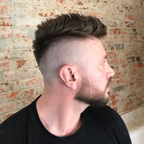 12 Best Faux Hawk Haircuts for Men