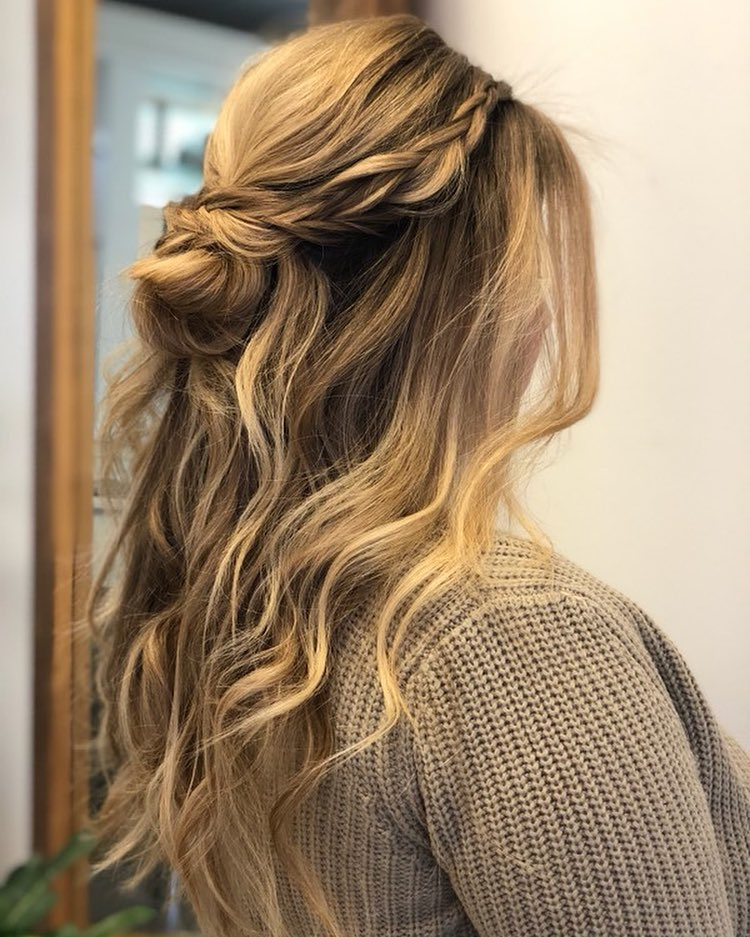 27 Gorgeous Wedding Hairstyles for Long Hair