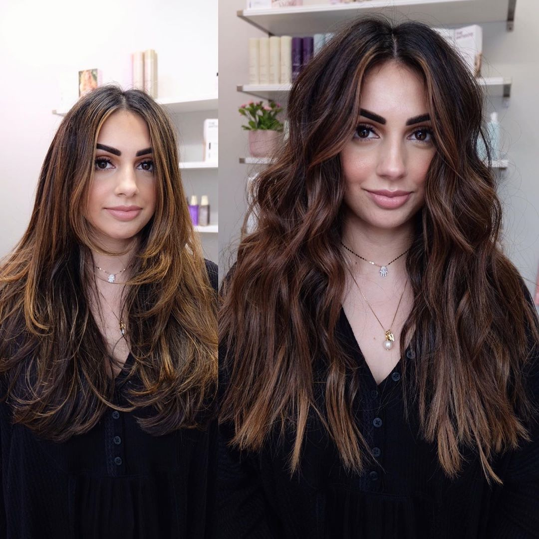 The Top 12 Long Hairstyles for Oval Faces
