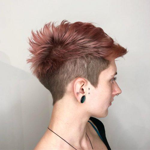 13 Boldest Short Spiky Hair Ideas for Women