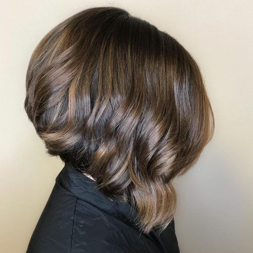 28 Best Stacked Bob Haircuts You'll See This Year