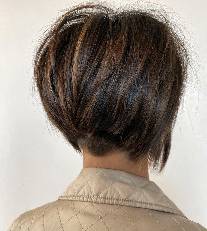 24 Eye-Catching Undercut Bob Haircuts To Consider