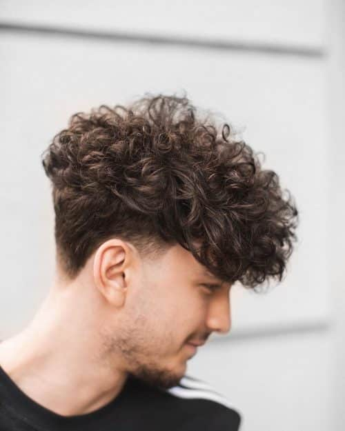 The 25 Sexiest Curly Hairstyles for Men This Year